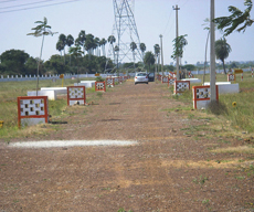 Dtcp Approved Plots For Sale In Walajabad Residential